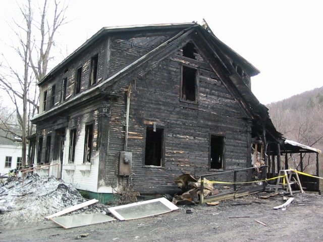 Total Loss of Multiple Businesses Exacerbated by Generations of Remodeling