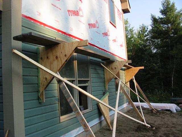 17 Improvised Scaffolding Cranes Amp Jacks Riversong