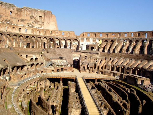Coliseum Today