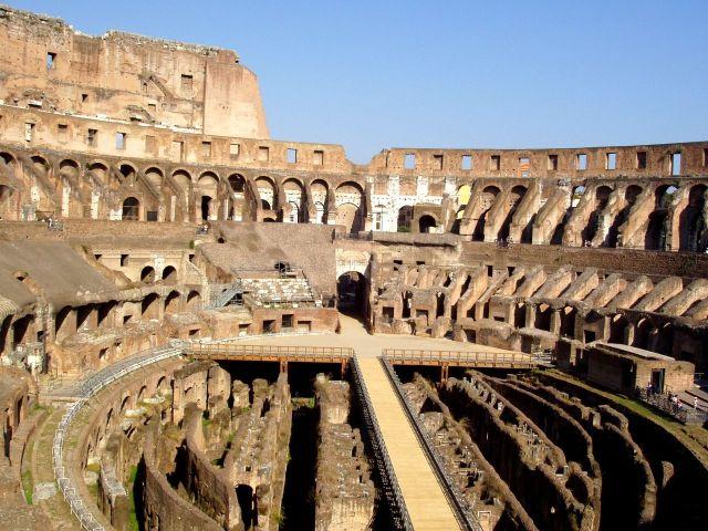 Coliseum Today