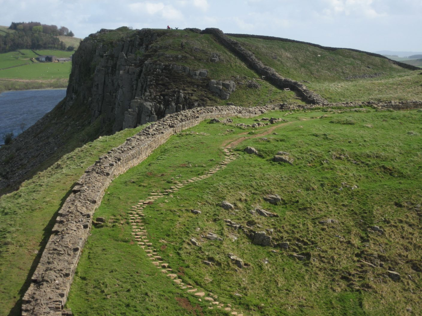 Hadrian S Wall: 19. From Rome To Portland