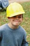 Hard Hat kid
