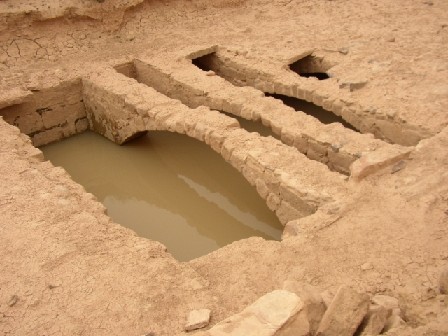 Nabataean Cistern