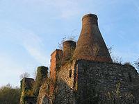 Lime Kilns - Antoing Belgium