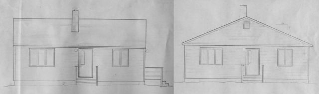 Grammy Alternative Front Elevations