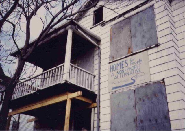 Sojourner House, Roxbury MA
