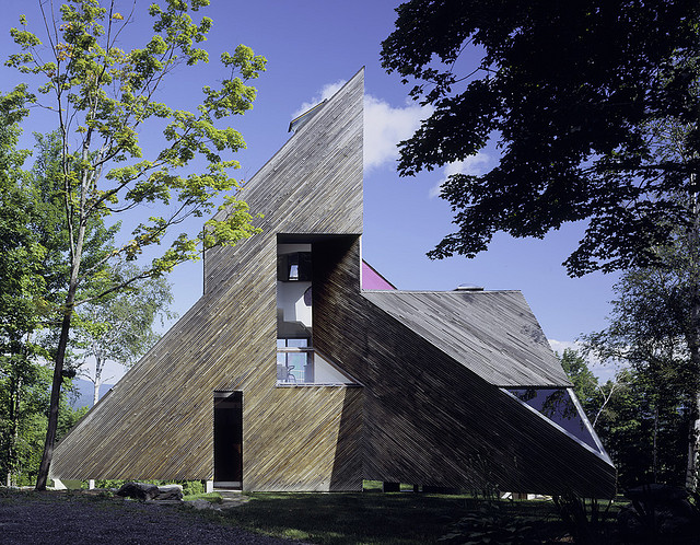 Sibley Pyramid House