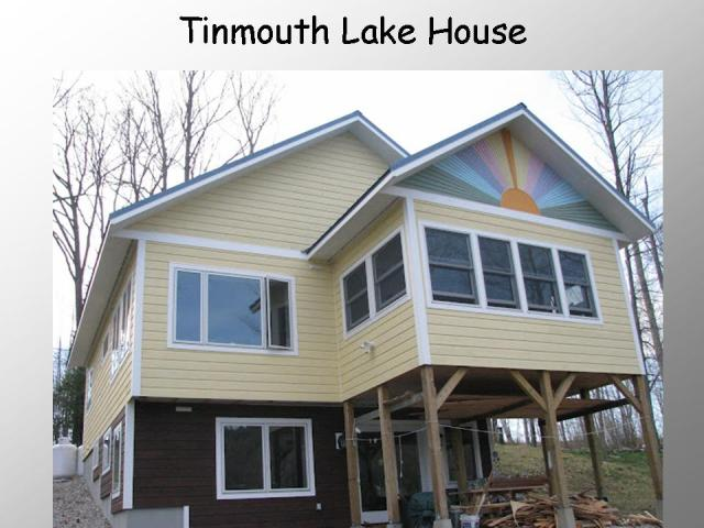 Tinmouth Lake House