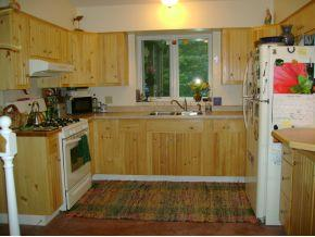 Solid Pine Kitchen